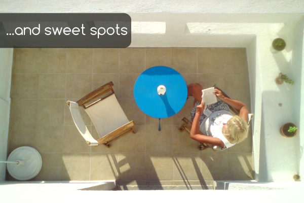 Sweet spots | Holiday apartments Elounda Island Villas