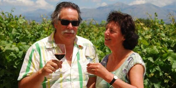 Ruud and Jeanny Heuzer