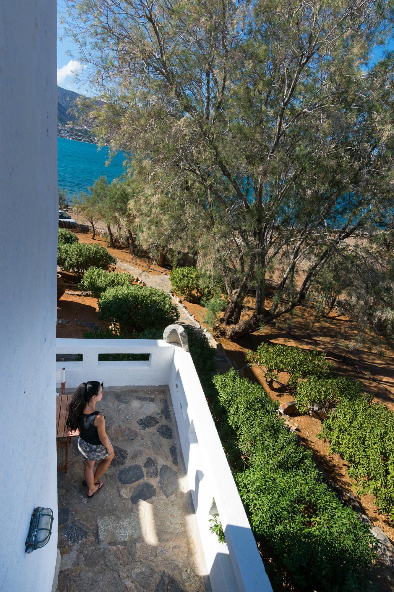 V1 veranda