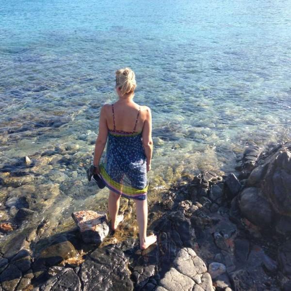 Simple Greek Beauty 1