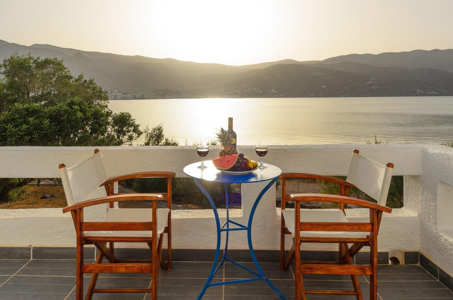 V2 veranda view
